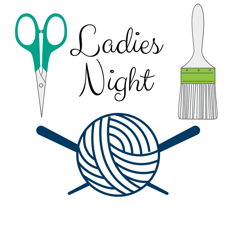 Ladies Night at the Library