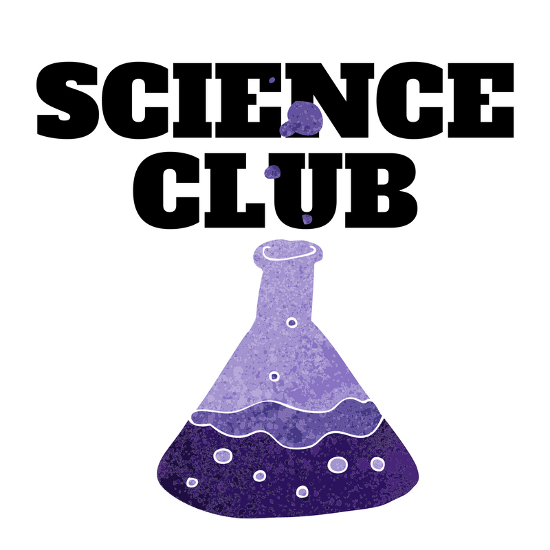 Science Club (ages 5-10)