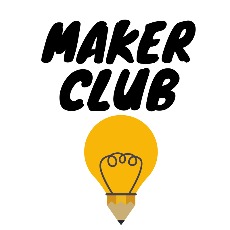 CANCELLED - Maker Club (ages 8-12)
