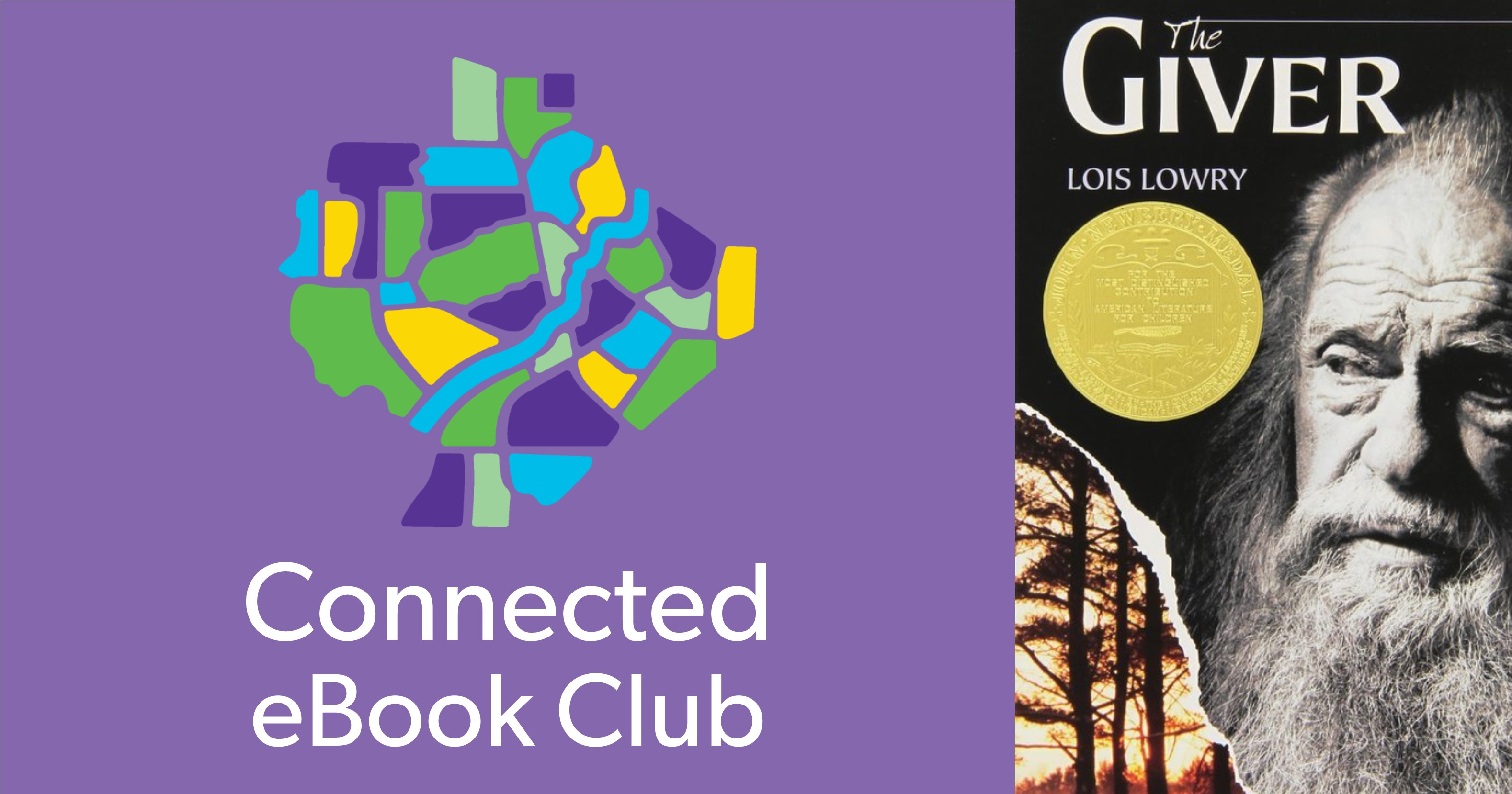ONLINE -- Connected eBook Club | The Giver