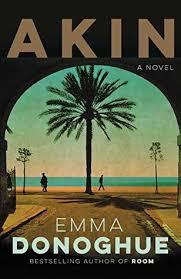 ONLINE Seniors Drop-In Book Club via Zoom | Akin by Emma Donoghue