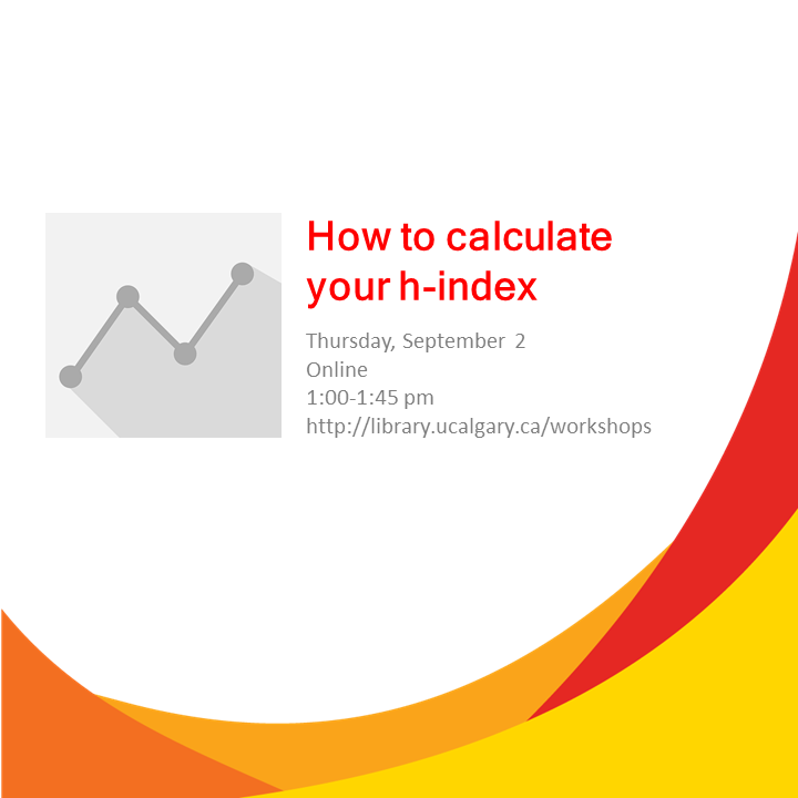 How to calculate your h-index