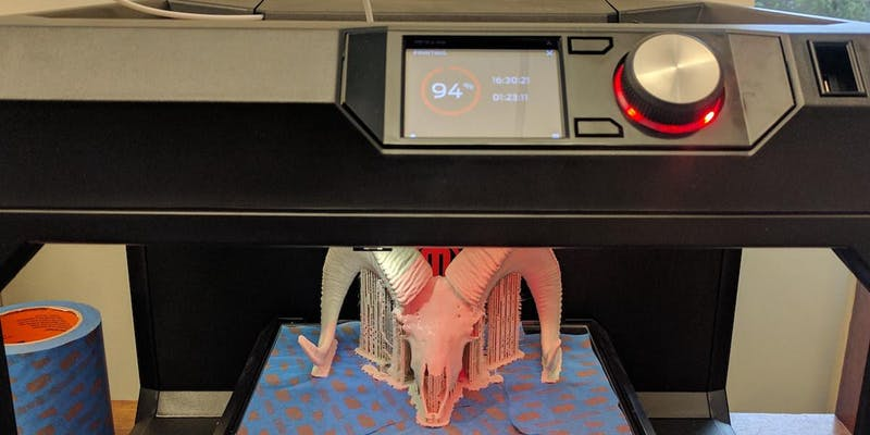 3D Printing Part 2: Makerbot Print (DS Commons, 2:00-3:00pm)