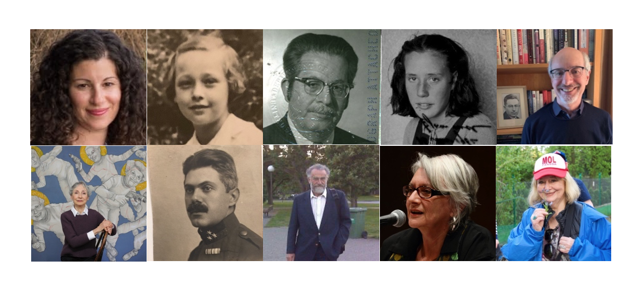 Stories of the Holocaust: Local Memory & Transmission