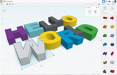 Intro to 3D Design & Print