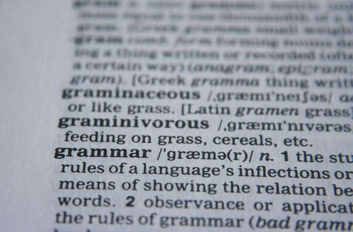 Groovy Grammar: Polishing Sentence Structure, Verb Use, and Wording