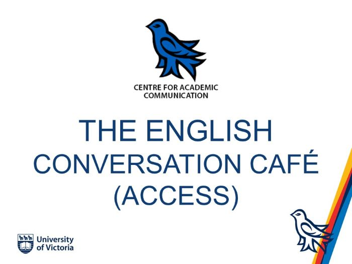 English Conversation Cafe (ACCESS)
