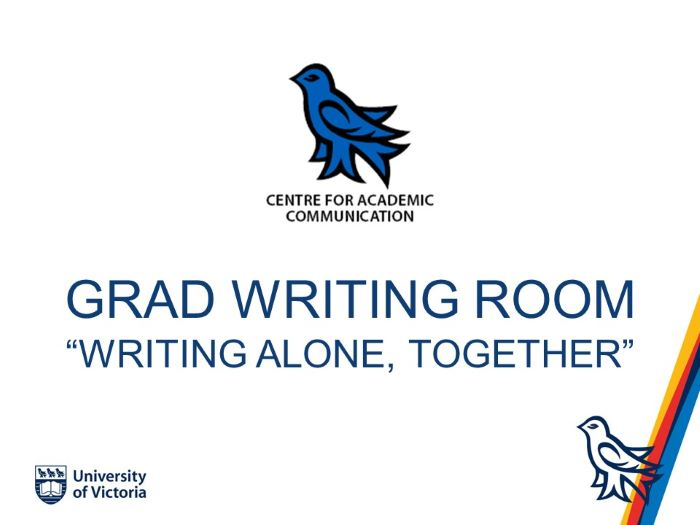 Grad Writing Room