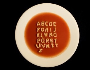 Alphabet Soup (ages 3-5)