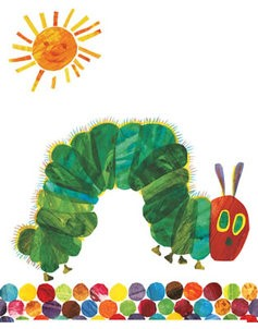 Eric Carle Day (ages 2-5)