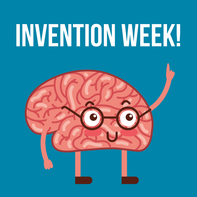 Invention Week (ages 5-9)
