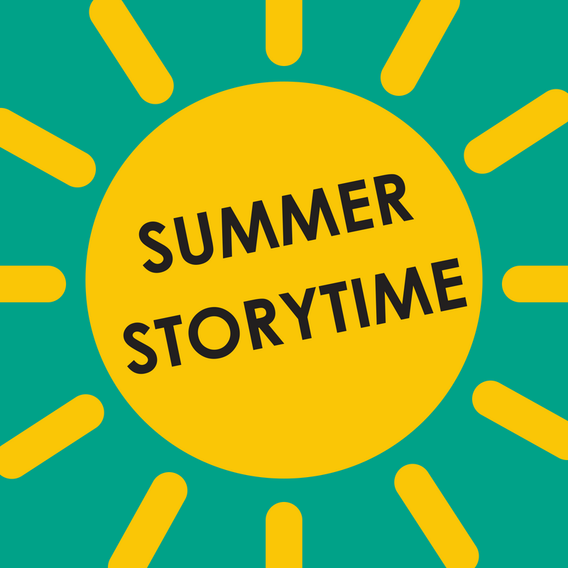 Summer Storytime (ages 2-5)