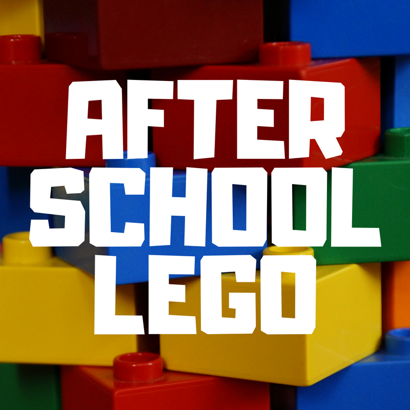 After School LEGO (5-12)
