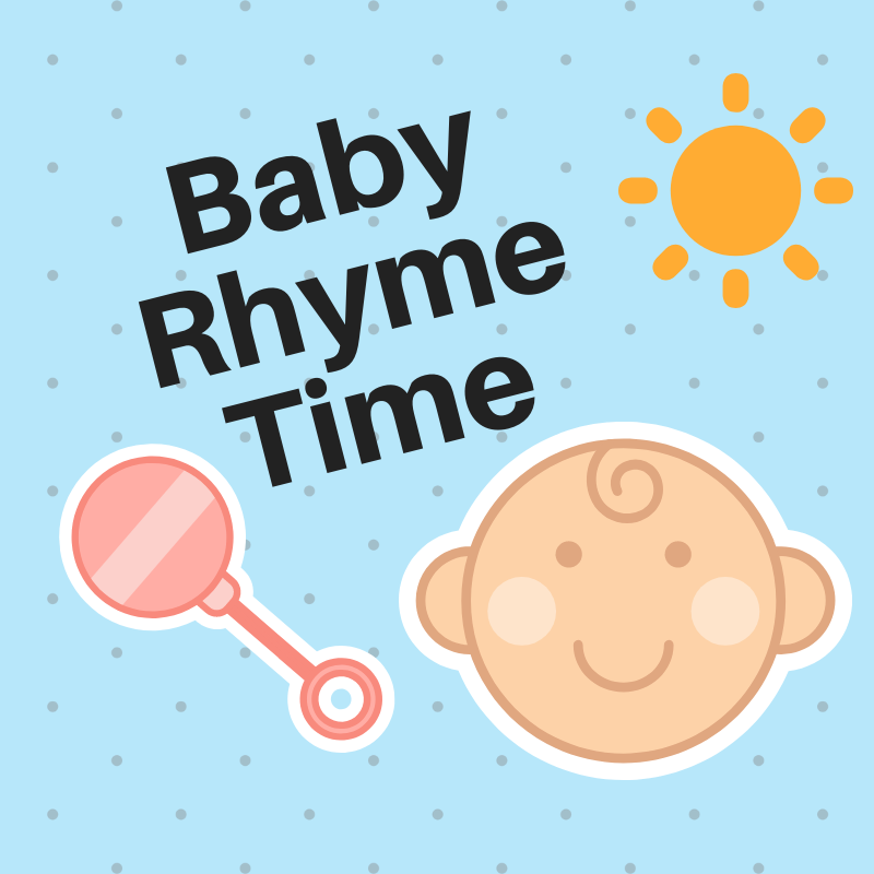 Baby Rhyme Time (0-12months)
