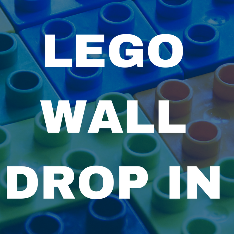 LEGO Wall Drop-in