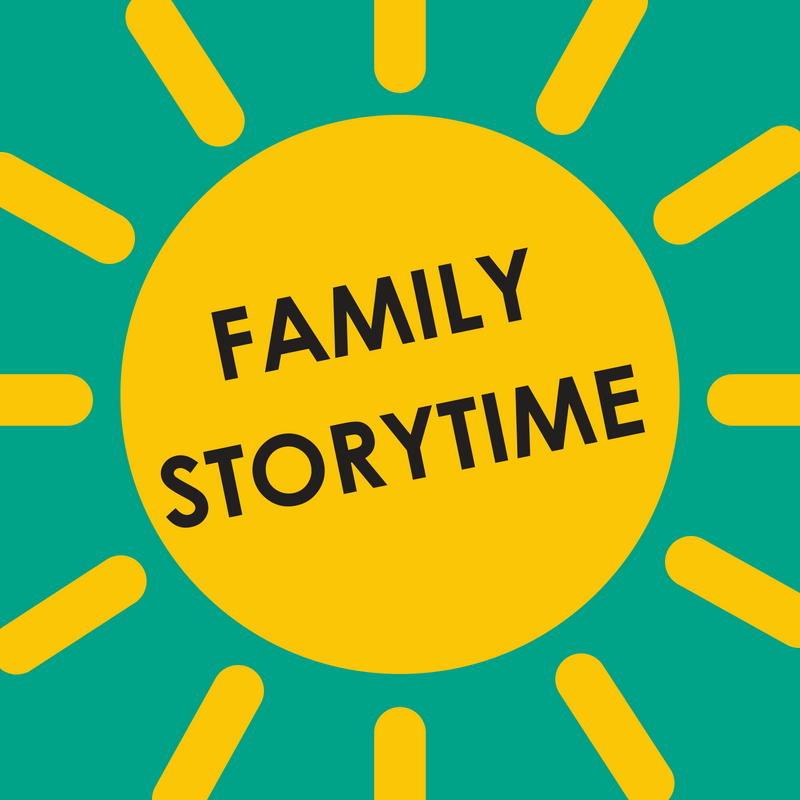 Family Storytime (Ages 2-5)
