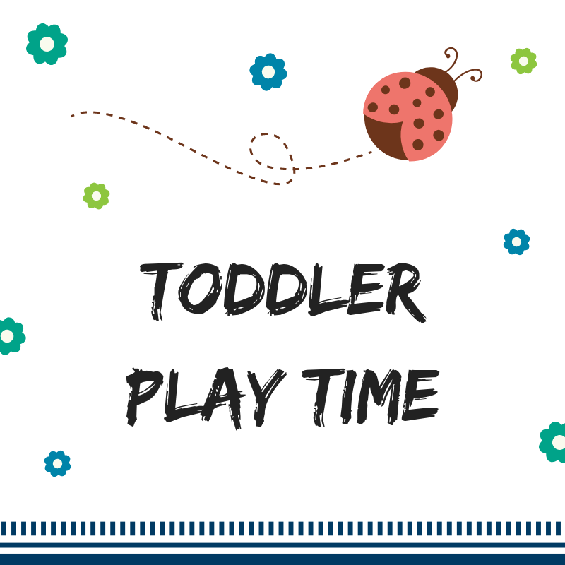 Toddler Playtime (Ages 1-3)