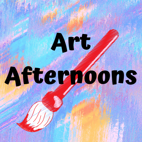 Fall Break Art Afternoons (Ages 8-10)