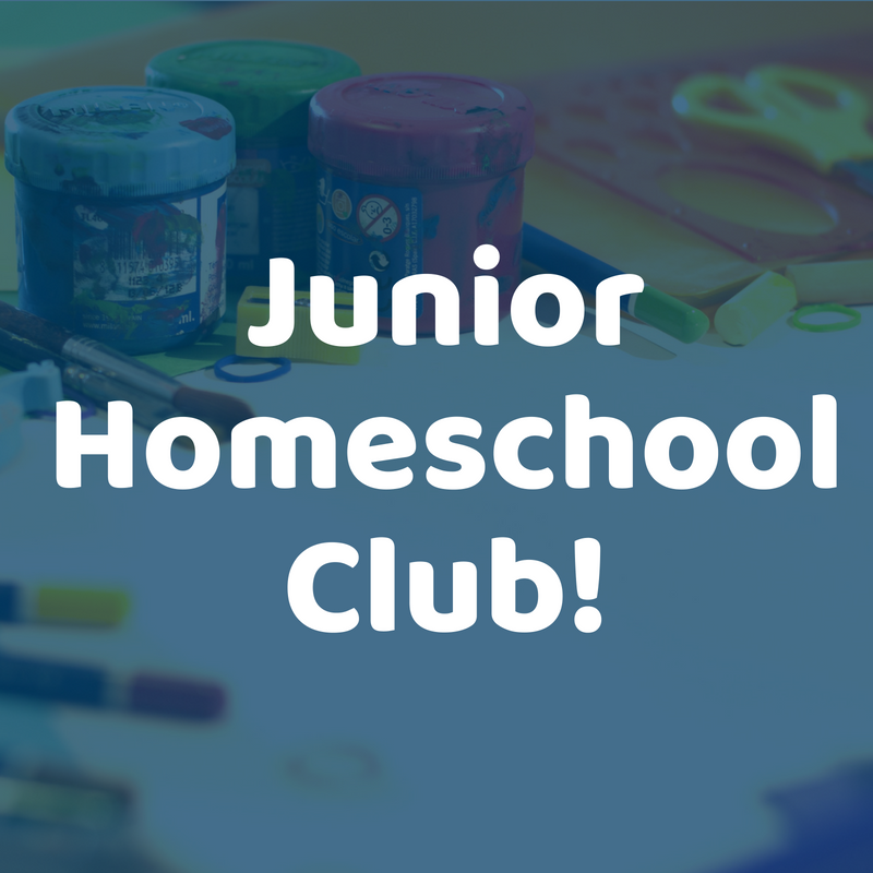 Junior Homeschool Club (Ages 6-9)