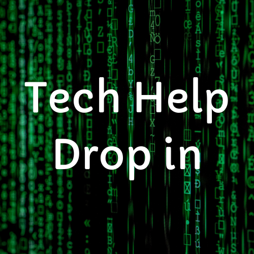 Tech Help Drop In