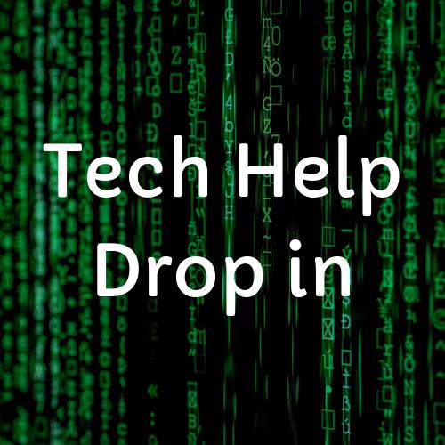 Tech Help Drop In