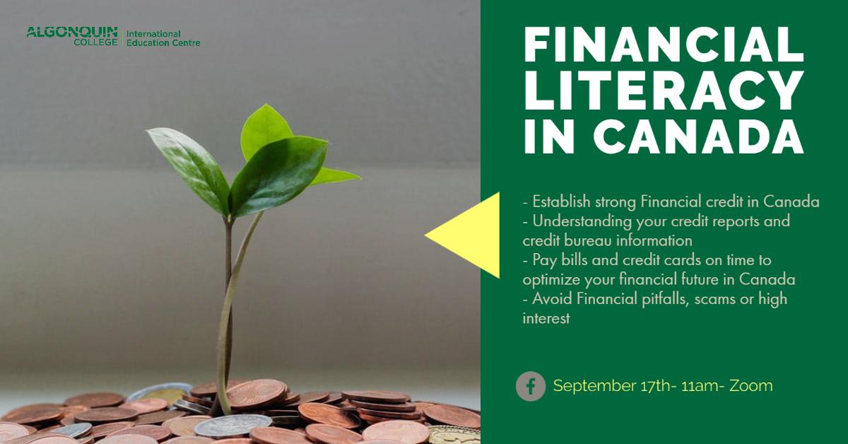 Financial Literacy in Canada