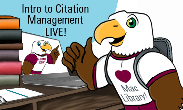 Intro to Citation Management