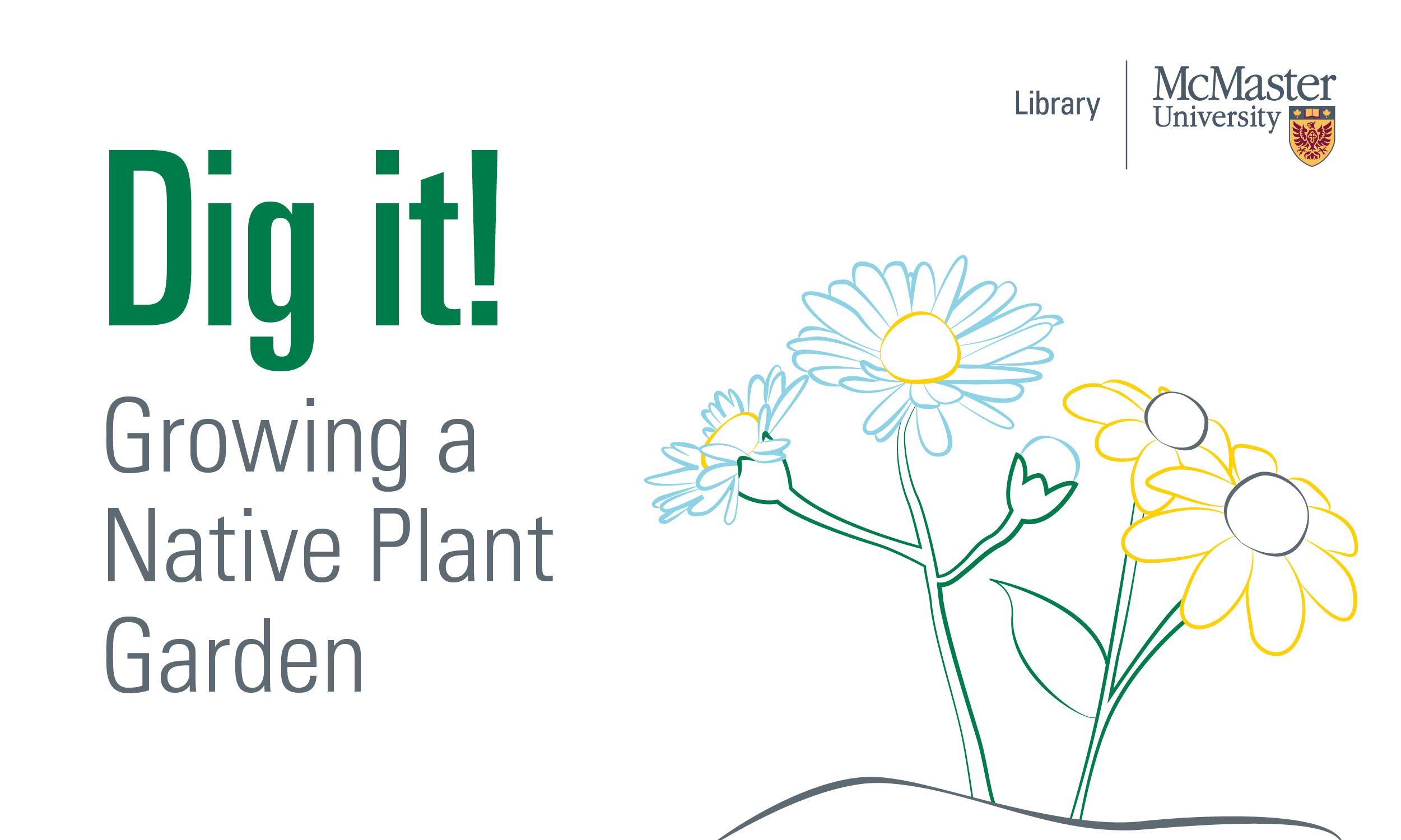 Dig It! Growing a Native Plant Garden
