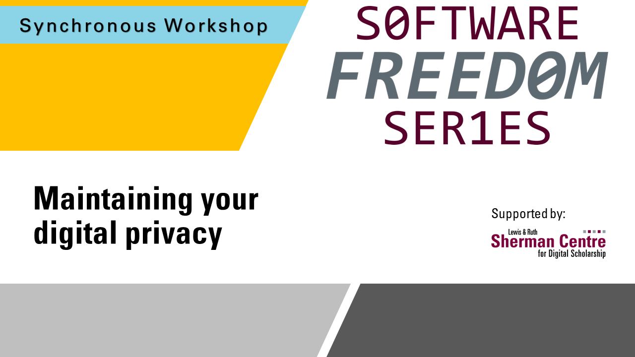 SFS: Maintaining Your Digital Privacy