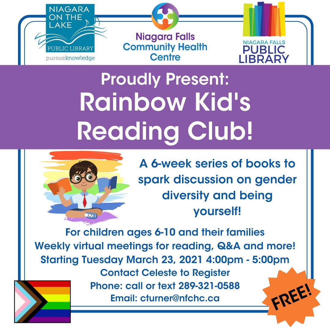 Rainbow Kids Reading Club