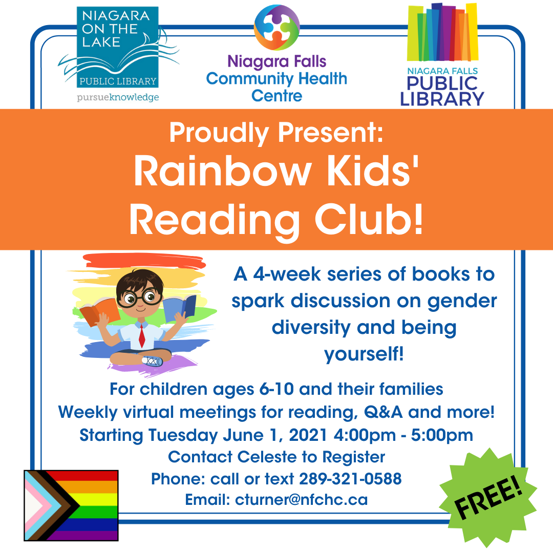 Rainbow Kids Reading Club