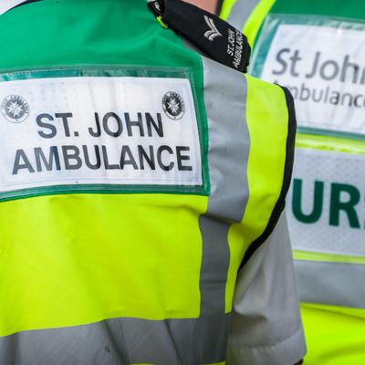 St. John Ambulance - Home Alone
