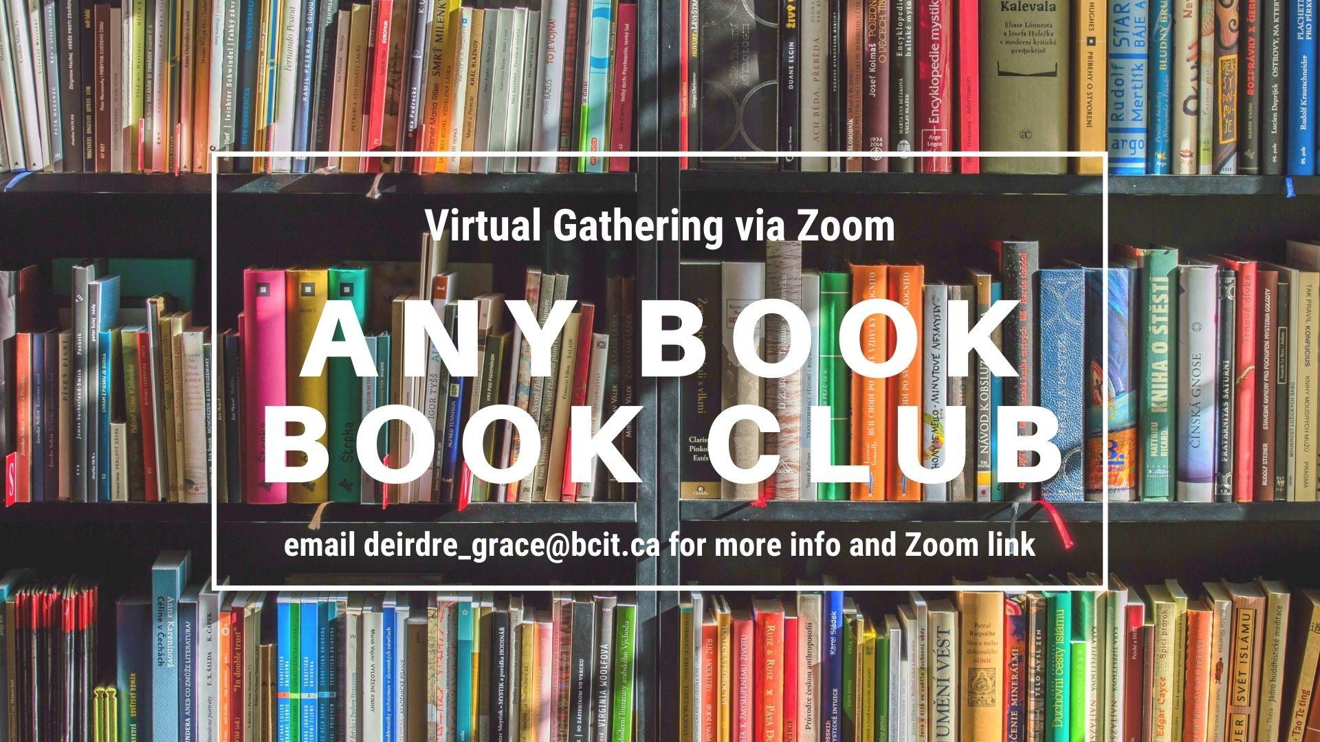 Any Book Book Club